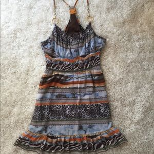 Beautiful Racerback Tribal Dress